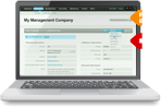 Acturent - Online Property Management Software